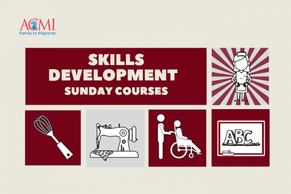 Skills Development – Join Our Sunday Courses!