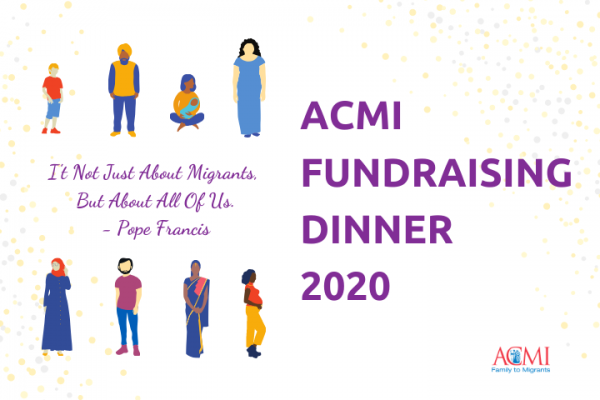 POSTPONED Inaugural ACMI Fundraising Dinner 2020