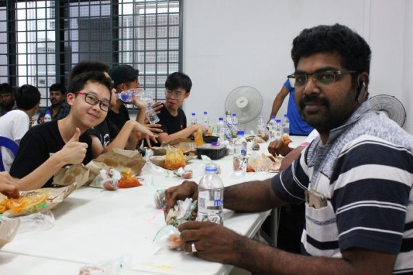 Youth, parents get to better appreciate the migrant workers