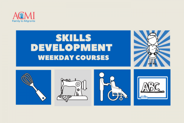 Skills Development – Join Our Weekday Courses!