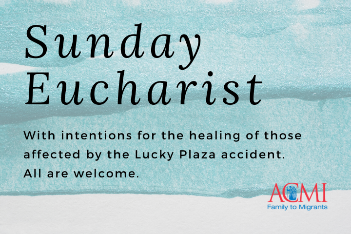 WordPress 200109 Mass For Healing – Lucky Plaza Accident