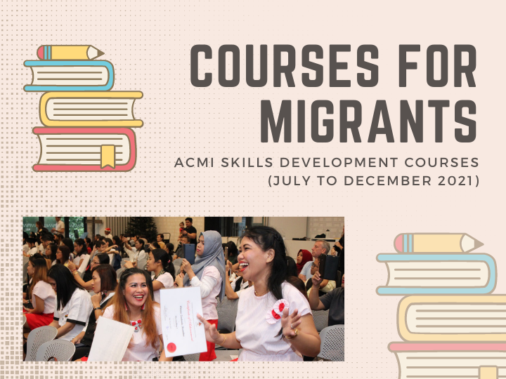 Courses for Migrants – Semester 2 2021