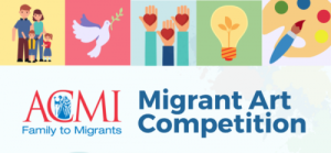 Read more about the article ACMI Migrant Art Competition 2021